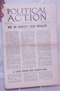 image of Political action, a socialist newspaper... no. 80, January 27, 1912