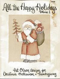 All the Happy Holidays Volume I Book No. 09348