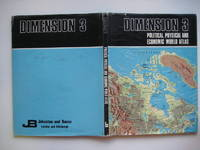 image of Dimension 3: political, physical and economic world atlas