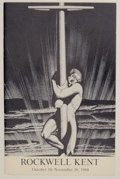 New York: Harbor Gallery, 1984. First edition. Softcover. 12 pages. Introduction by Dan Burne Jones....