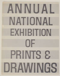 10th Annual National Exhibition of Prints & Drawings
