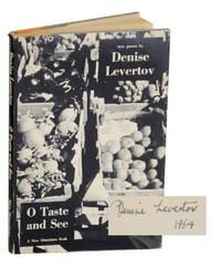 O Taste and See (Signed First Edition)