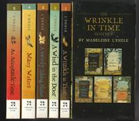 The Wrinkle in Time Quintet Boxed/Slipcase Set (A Wrinkle in Time, A Wind in the Door, A Swiftly Tilting Planet, Many Waters, An Acceptable Time)  (five soft covers in slipcase/box)