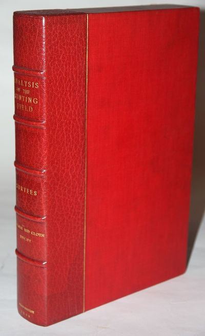 London: Rudolph Ackermann. Printer: Cook & Co. , 1846. First edition. Blindstamped, gilt-stamped clo...