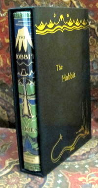 The Hobbit, or There and Back Again, 1957 9th Impression with Dustjacket and Custom Leather Slipcase