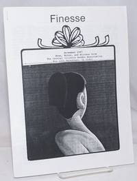 image of Finesse: news, notes, and Nirvana from the Central Illinois Gender Association; November 1997
