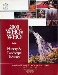 2000 Who's Who in the Nursey & Landscape Industry