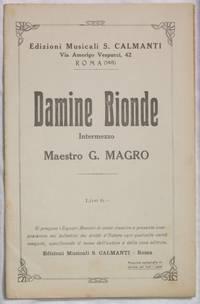 DAMINE BIONDE