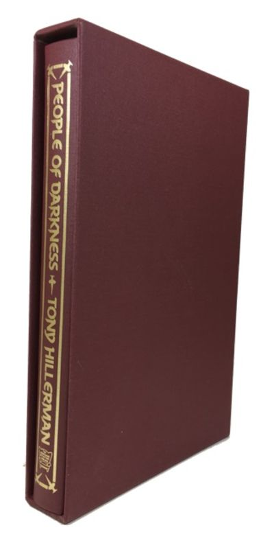 New York: The Armchair Detective Library, 1994. Limited ed. Hardcover. Fine. 282p. Original cloth in...