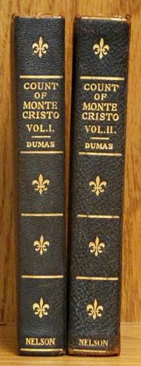 image of The Count of Monte Cristo: Vol. I, The Chateau D'If and Vol.II, T Return (Complete in Two volumes)