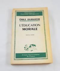L'Education morale