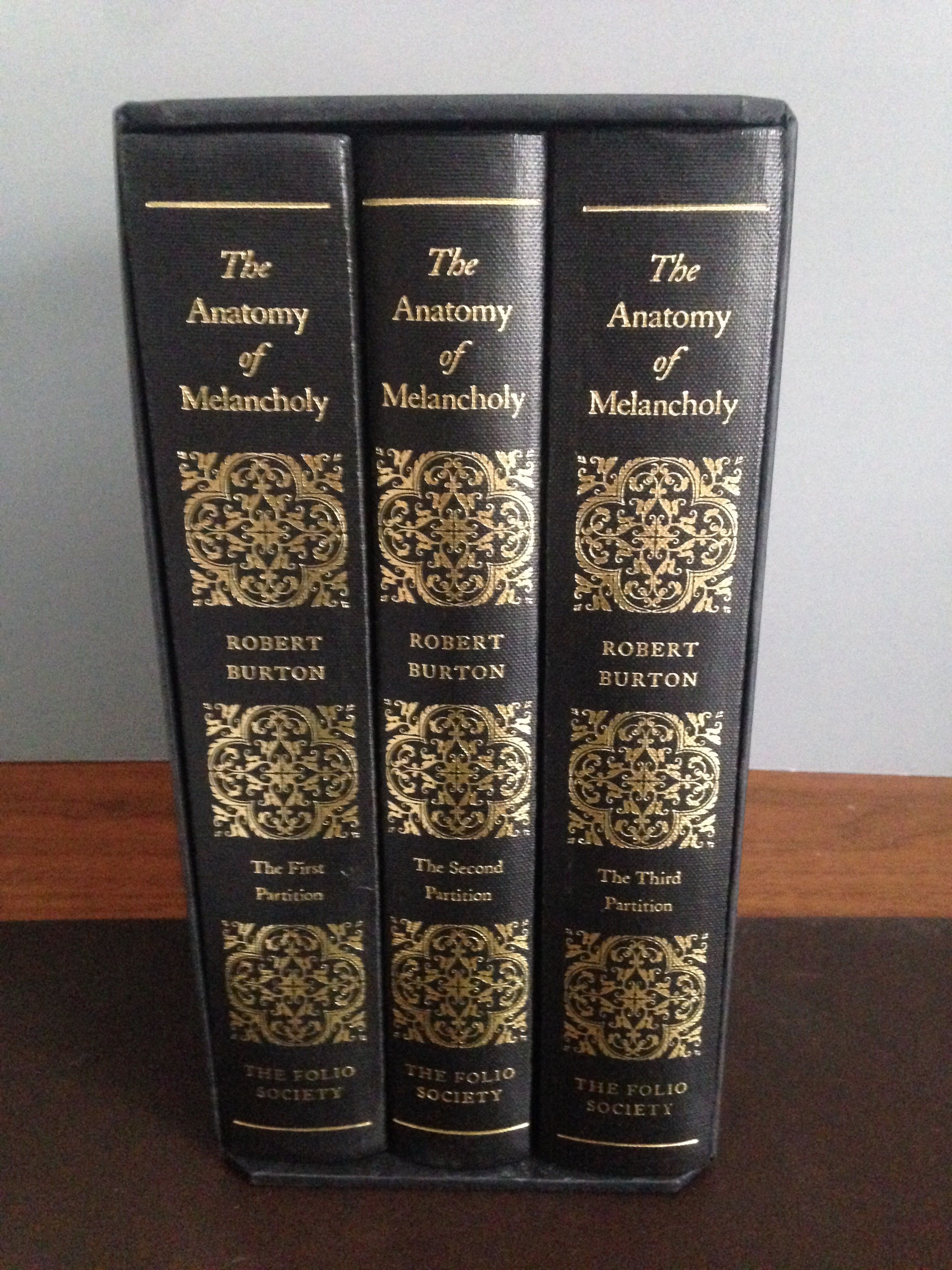 The Anatomy of Melancholy by Robert Burton - Hardcover - 2005 - from ...