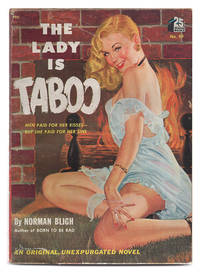 THE LADY IS TABOO