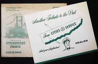 Antique Steamboat Prints: Another Tribute to the Past from Cities Service And your Neighborhood Dealer