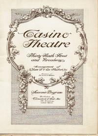 THE MERRY COUNTESS (DIE FLEDERMAUS). Music by Johann Strauss. Book by Gladys Unger. Lyrics by Arthur Anderson. (Souvenir Program).