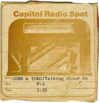 image of Talking About Oz (Vintage audio reel)