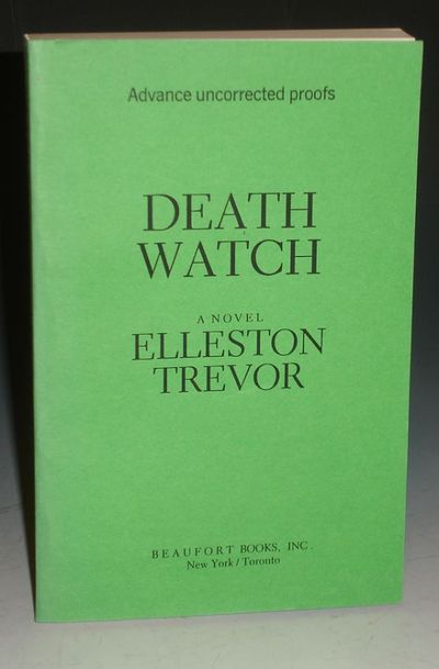 New York; (1984): Beaufort Books. First Edition. Octavo. 283p. Advance uncorrected proof copy signed...