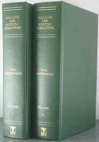 Katalog Der Freiherrlich Von Lipperweide'Schen Kostumbibliothek (German Edition)