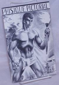 image of Physique Pictorial vol. 9, #1, [inside states #9, Spring [released July] 1959: Spartacus cover