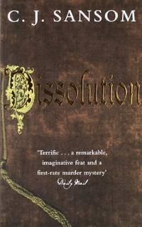 image of Dissolution (The Shardlake series)