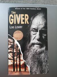 The Giver by Lois Lowry - Paperback - Signed First Edition - 1994 - from Used Books & New Art LLC (SKU: 124)