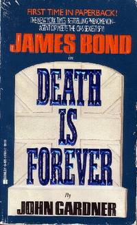 Death is Forever James Bond