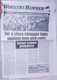 image of Workers Hammer: Newspaper of the Spartacist League[Britain] 2010-2011, Winter, No. 213
