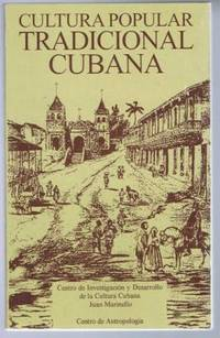 Cultura Popular Tradicional Cubana
