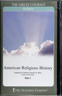 image of American Religious History (The Great Courses)