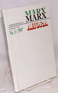 Marx ahora: revista internacional. No. 3
