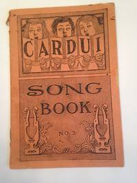 image of CARDUI SONG BOOK Number 3.