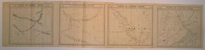 Brussels: Vandermaelen, Phillipe Marie, 1827. unbound. very good. Map (set of 4). Large format litho...