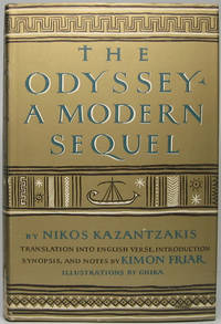 image of The Odyssey: A Modern Sequel