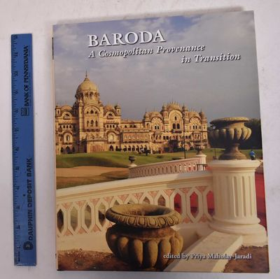 Mumbai: The Marg Foundation, 2015. Hardcover. VG/VG. Color-illustrated boards, off-white spine with ...