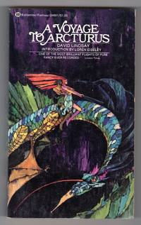 A Voyage to Arcturus by Lindsay, David - 1968