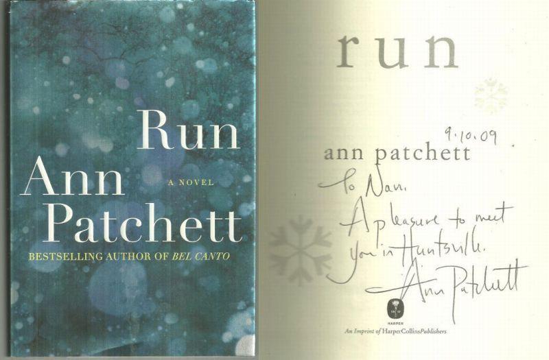 RUN, Patchett, Ann