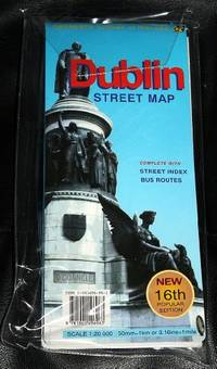 Dublin Street Map (City Street Maps) by Ordnance Survey - Paperback - from World of Books Ltd and Biblio.com