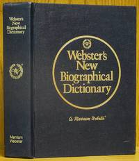 image of Webster's New Biographical Dictionary