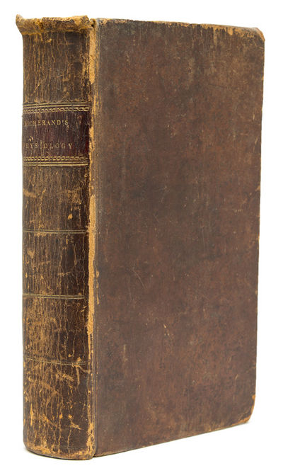 Philadelphia: Published by Thomas Dobson and Son, 1818. Fourth Amerrican Edition. 1 vols. Thick 8vo....