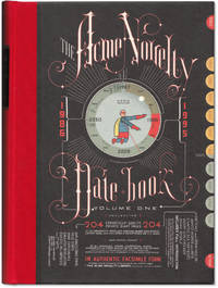 Acme Novelty Date Book Volume One 1986 - 1995.