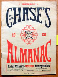 image of Dr. A.W. Chase's Almanac 1968