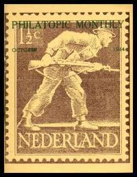 PHILATOPIC MONTHLY - 1944 - 1952