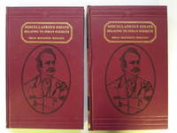 image of Miscellaneous essays relating to Indian subjects: in 2 volumes