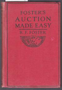 image of Foster's Auction Made Easy