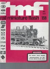 RMF -Rail Miniature Flash -N°128 / juillet-aout 1973: La gare Jouef / Construction d'un...