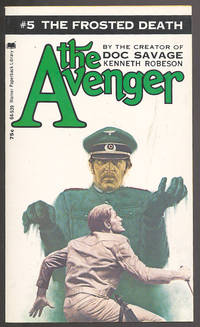 image of The Avenger: The Frosted Death, #5