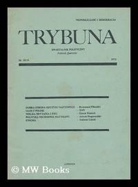 Trybuna : kwartalnik polityczny: Nr. 19/75 [Language: Polish]