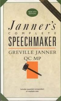 Janners Complete Speechmaker (Janner series)