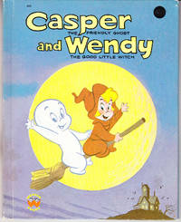 Casper the Friendly Ghost and Wendy the Good Little Witch