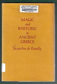 Magic and Rhetoric in Ancient Greece